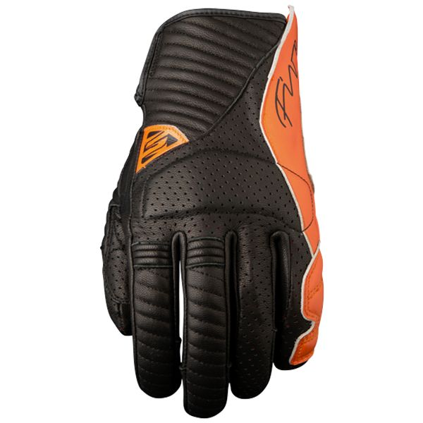 Gants Moto Five Arizona Black Orange