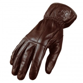 Gants Moto Bering Arizona Evo Marron