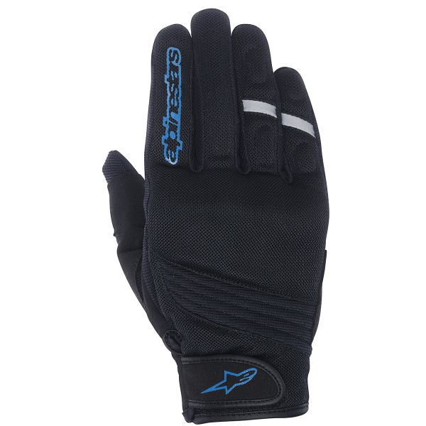 Gants Moto Alpinestars Asama Air Phantom Hawaiian Ocean