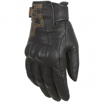 Gants Moto Furygan Astral Lady D3O Black