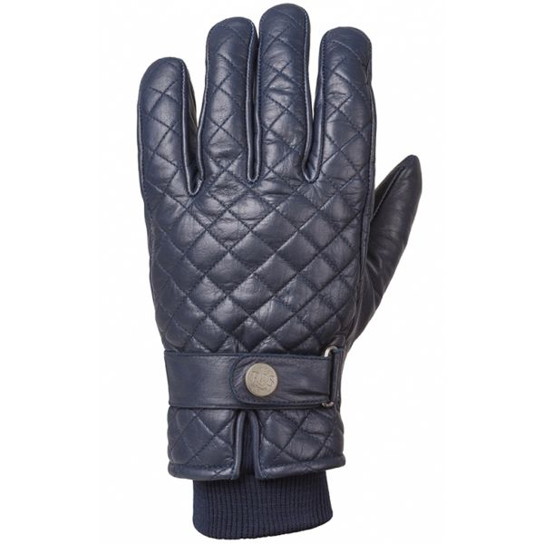 Gants Moto Ride & Sons Bullit Midnight Blue