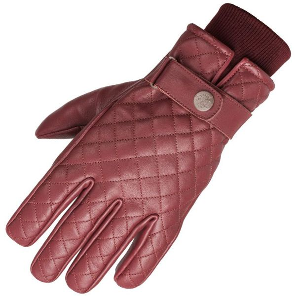 Gants Moto Ride & Sons Bullit Oxblood