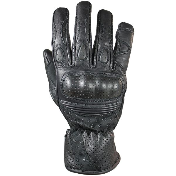 Gants Moto Darts Caline Black