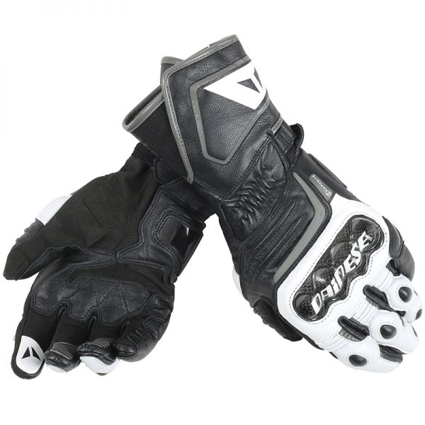 Gants Moto Dainese Carbon D1 Black Anthracite