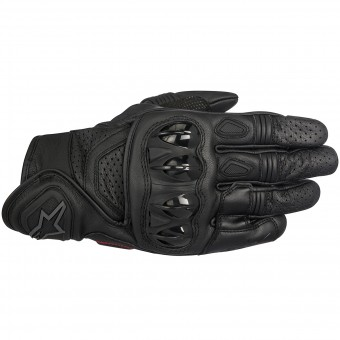 Gants Moto Alpinestars Celer Black Anthracite