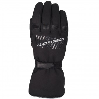 Gants Moto V'Quattro Core 16 Black