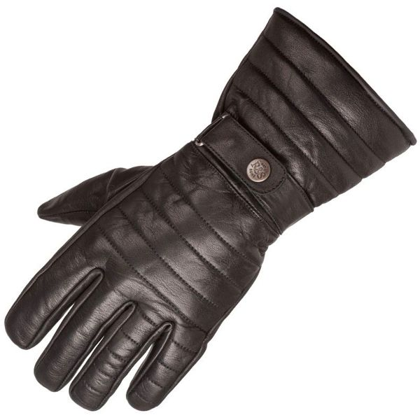 Gants Moto Ride & Sons Empire Long Black