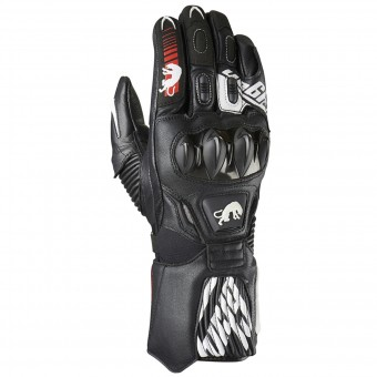 Gants Moto Furygan Fit R2 Black White