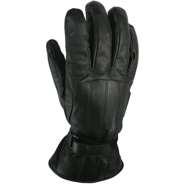 gants moto ixon rs way noir en stock. Black Bedroom Furniture Sets. Home Design Ideas