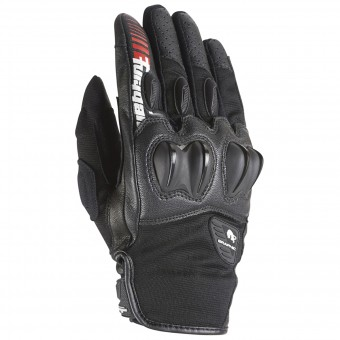 Gants Moto Furygan Graphic Evo Black