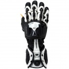 Gants Moto Knox Handroid Black White