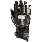 Gants Moto Knox Handroid Pod Black White