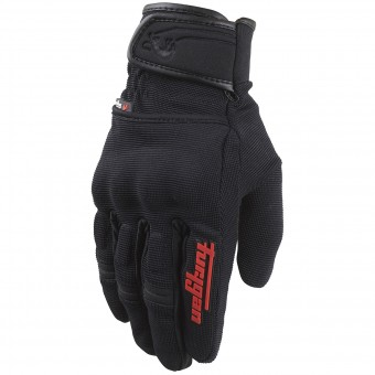 Gants Moto Furygan Jet Evo II Black Red