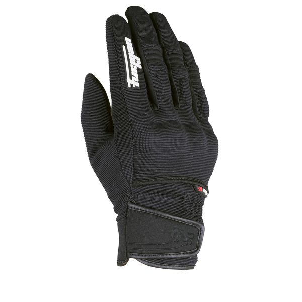 Gants Moto Furygan Jet Evo Kid Black White