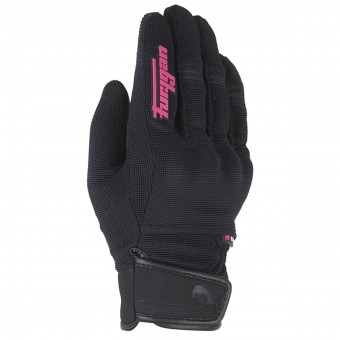 Gants Moto Furygan Jet Evo Lady Kid Black Pink