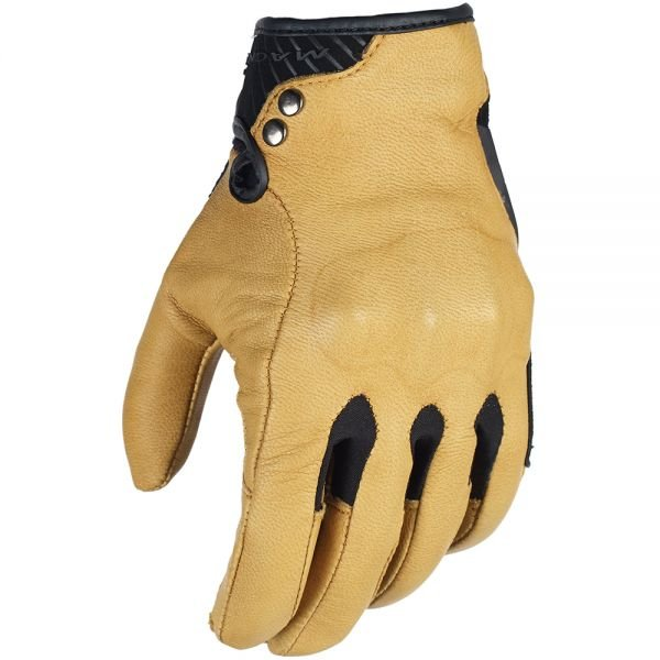 Gants Moto Macna Jewel Lady Brown