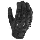 Gants Moto ICON Justice Mesh Stealth