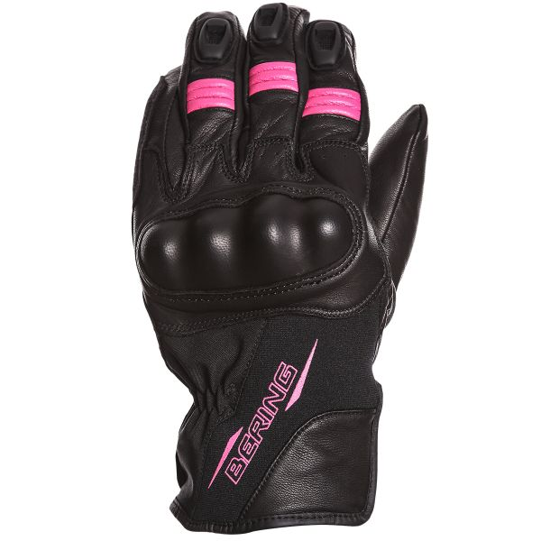 Gants Moto Bering Lady Paloma Black