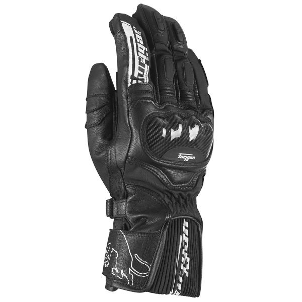 Gants Moto Furygan Mercury Sympatex Black