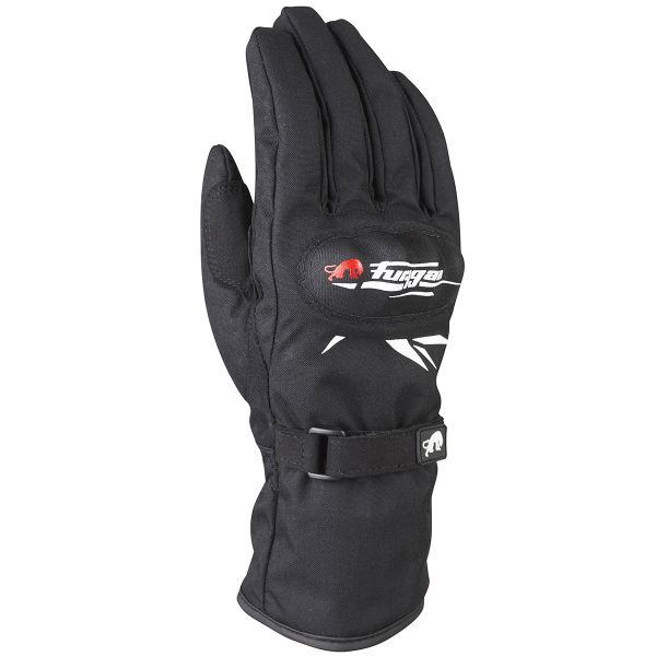 Gants Moto Furygan Origami Lady Black White
