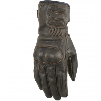 Gants Moto Furygan Orion Rusted D3O Brown