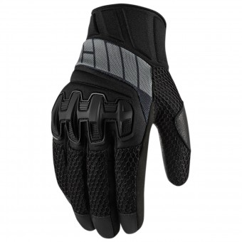 Gants Moto ICON Overlord Mesh Women Stealth