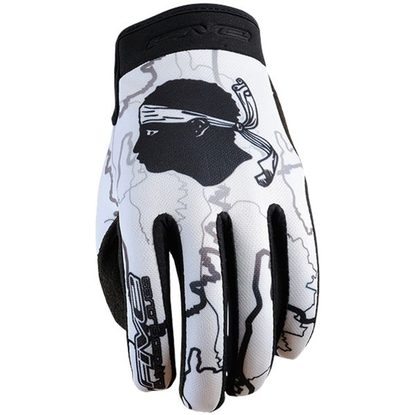 Gants Moto Five Planet Patriot Kid Corsica