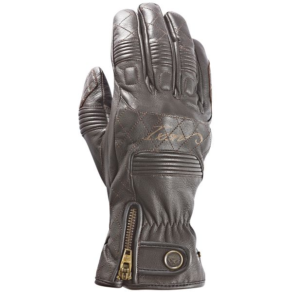 Gants Moto Ixon Pro 70s HP Lady Brown