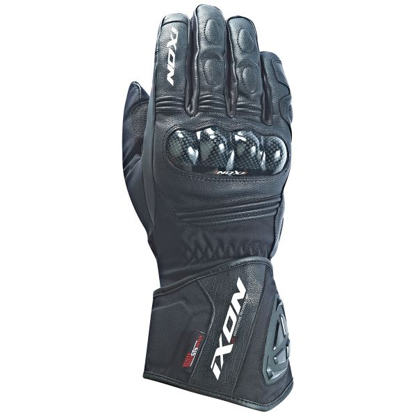 Gants Moto Ixon Pro Fit 2.0 HP Black