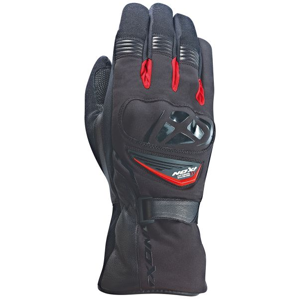 Gants Moto Ixon Pro Ice HP Black Red