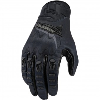 Gants Moto ICON Raiden UX Glove Black
