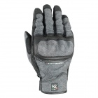 Gants Moto V'QUATTRO Raw Denim