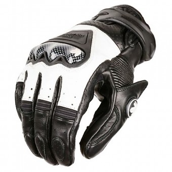 Gants Moto V'Quattro RC-01 Black White