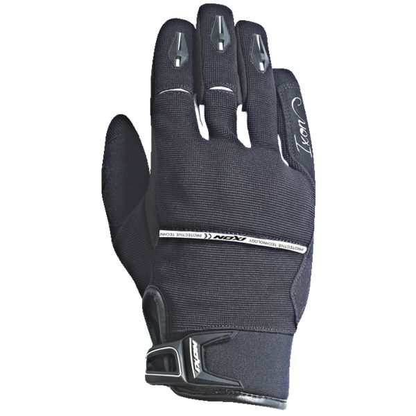 Gants Moto Ixon RS Dry Lady HP Black White