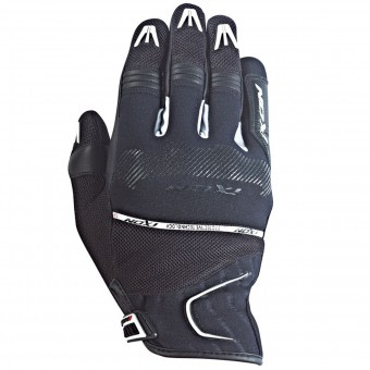 Gants Moto Ixon RS Lap Hp Black White