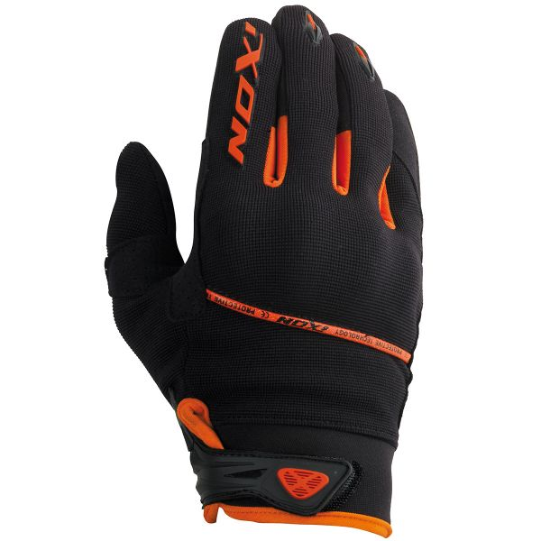 Gants Moto Ixon RS Lift HP Noir Orange