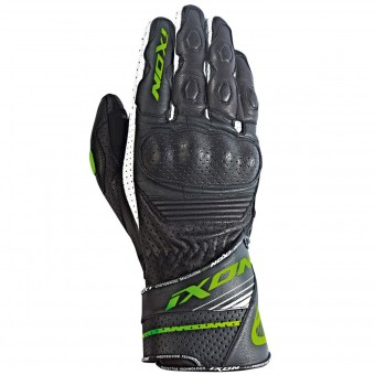 Gants Moto Ixon Rs Rallye Hp Black Green