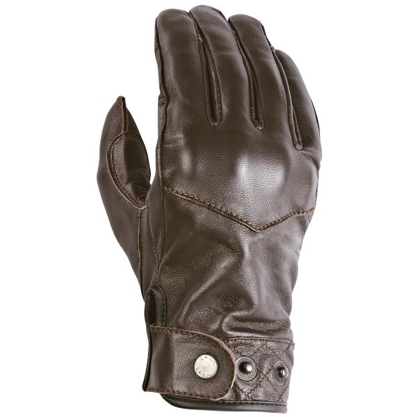 Gants Moto Ixon Rs Venge Hp Marron
