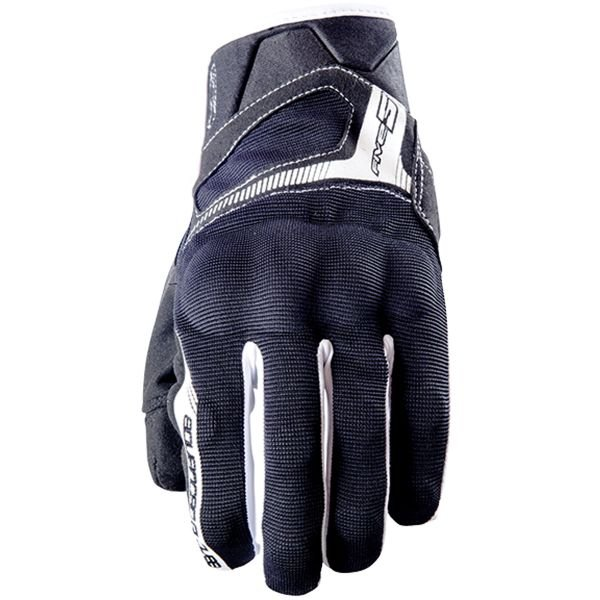 Gants Moto Five RS3 Black White