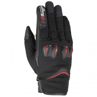 Gants Moto Furygan Sisko Black Red