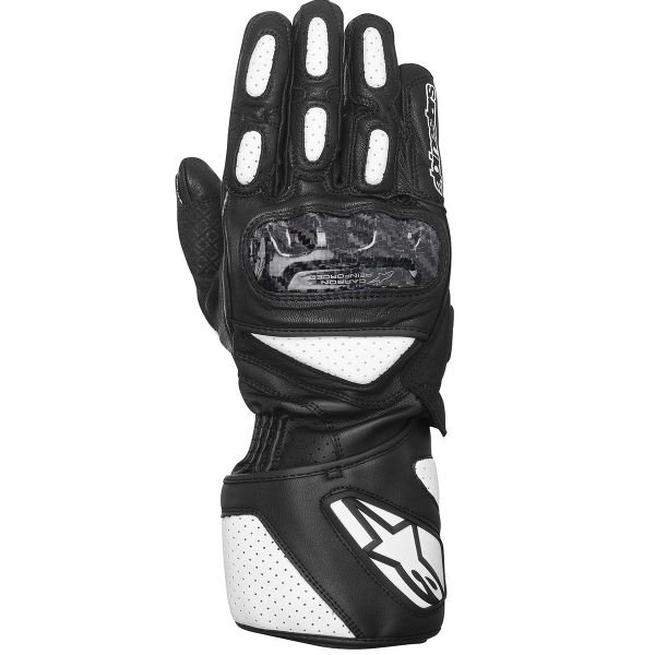 Gants Moto Alpinestars SP-2 Black White