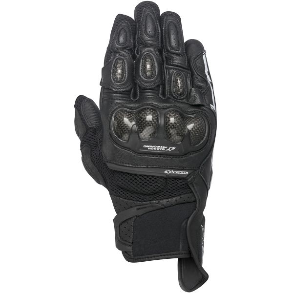 Gants Moto Alpinestars SP X Air Carbon Black