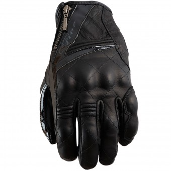 Gants Moto Five Sport City Woman Black