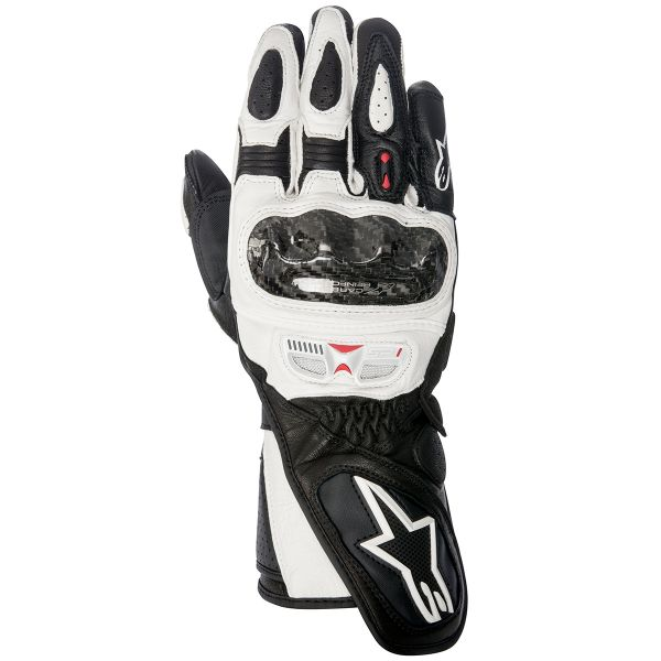 Gants Moto Alpinestars Stella SP-1 Black White