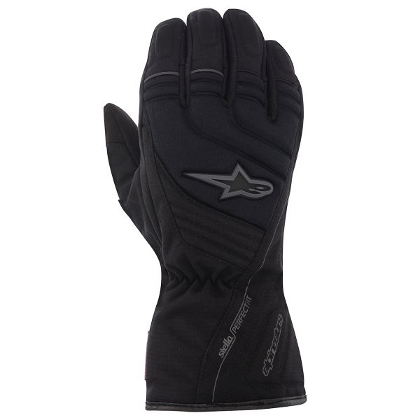 Gants Moto Alpinestars Stella Transition Drystar Black