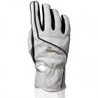Gants Moto Darts Sterling Blanc