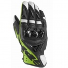 Gants Moto Spidi STR-3 Vent Coupe Black Green