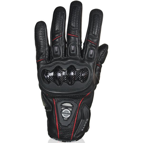 Gants Moto Darts Striker Black