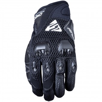 Gants Moto Five Stunt Evo Airflow Black