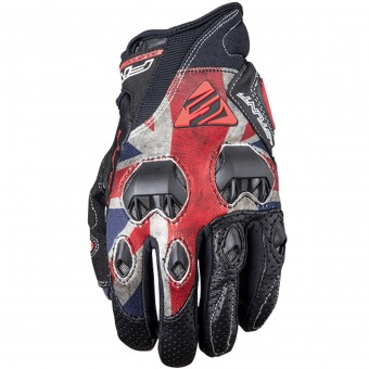 Gants Moto Five Stunt Evo Replica England